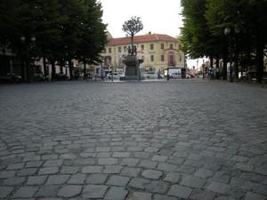 Rivoli, piazza Principe Eugenio