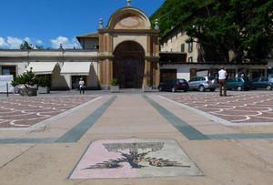 Piazza del Santuario della Madonna