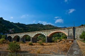 On my journey along the Alcantara valley