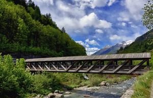 Ponte sull'Adda a Bolladore