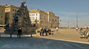 Piazza Unita' d' Italia