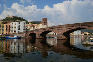Il vecchio ponte di Bosa