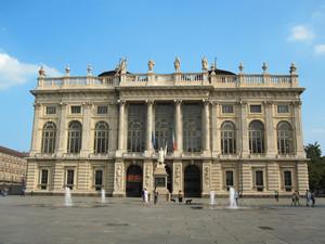 Palazzo Madama (p.zza Castello)