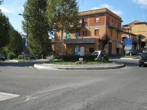 Genzano – Piazza Europa e Infiorata