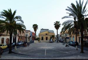 ''Piazza SS Crocifisso'' - Rosolini