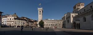 Trento: piazza Duomo