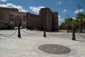 Un medaglione per l'antica piazza del castello