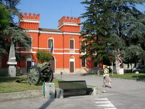 Annicco piazza municipio
