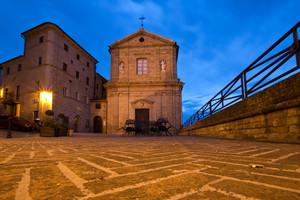 In Piazza San Martino a Petriolo