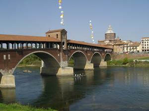 Il Ponte coperto di Pavia