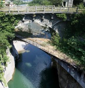 I ponti di Sedrina