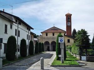 Piazza Madonna della Selva