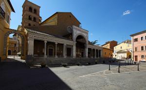Piazza del Duomo di Civita Castellana