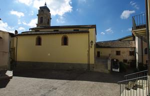 Largo della chiesa