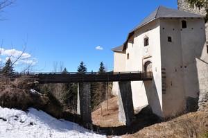 Ponte entrata castello