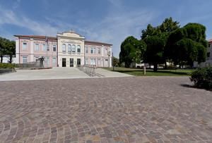 Piazza del Municipio di Rosà