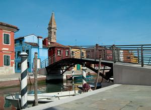 Modernità a Burano