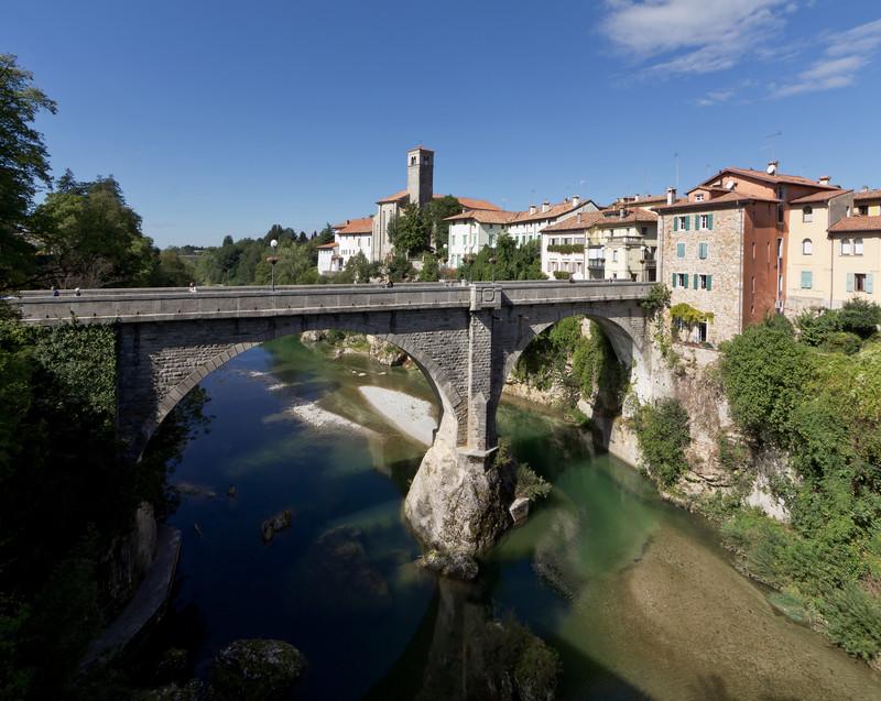 ''Ponte del Diavolo'' - Cividale del Friuli