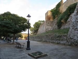 relax ai piedi del castello
