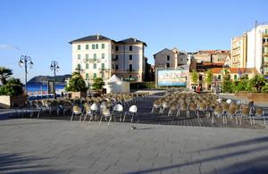 Piazza dei Partigiani