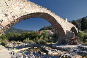 Ponte antico sullo Scrivia