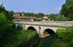 ponte per agliate