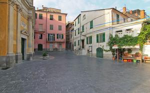 Piazza Felice Cascione