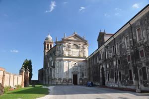 Piazzale dell'Abbazia