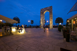 Piazza la Torre Numana