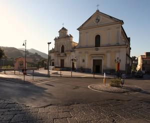 Piazza San Francesco a Santa Maria dell'Olmo