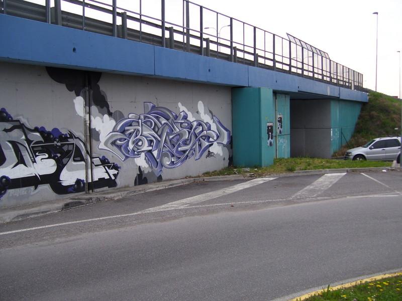 ''Graffiti'' - Brescia