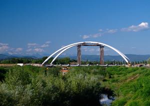 Mariano del Friuli – Nuovo ponte sul Versa