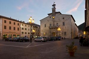 Cagli – Piazza Matteotti