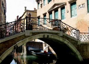un ponte a Venezia