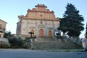 piazza del Duomo di S.Maria di Montalto Uffugo