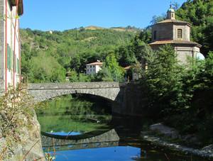 Al Santuario della Madonna del Ponte