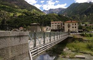 Ponte di le Prese in quel di Sondalo