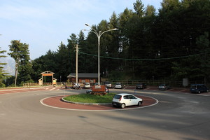 Piazza dei minatori