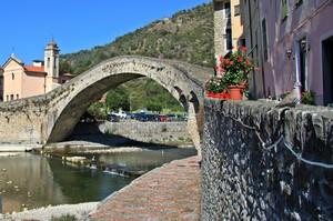 Ponte Romano di Dusàiga.