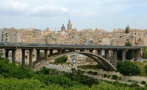 Ponte in città