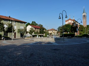 Piazza di Rescaldina