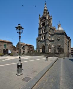 Randazzo – Piazza Santa Maria