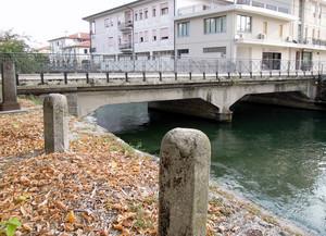 Ponte sul Canale Vittoria