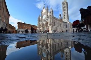 Piazza Duomo – Siena