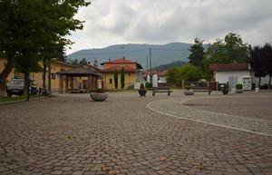 La piazza del Lavatoio