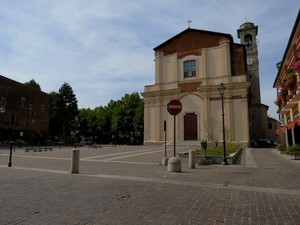 Piazza Beata Veronica da Binasco