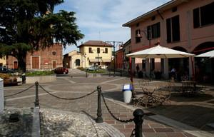 Piazza Roma… anche qui!