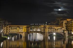La Luna sul ponte