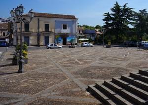 Piazza Roma – Santa Venerina