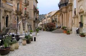 Piazza del Municipio – Scicli